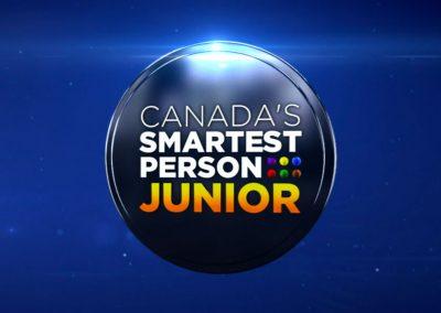 Canada's Smartest Person Junior
